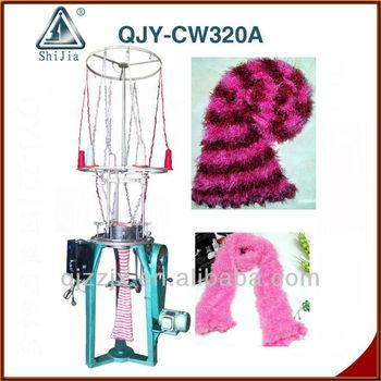 scarf knitting machine