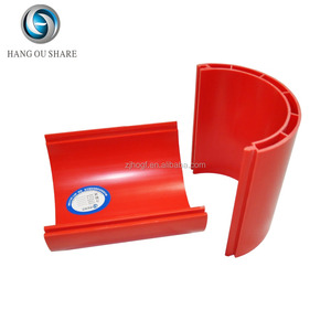 10inch high strength rigid split HDPE pipe