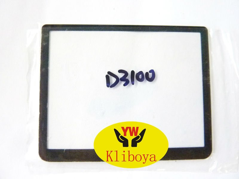 camera LCD cover for nikon D3100