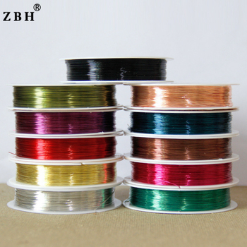 DIY Polyester Colorful Plating Silk Thread