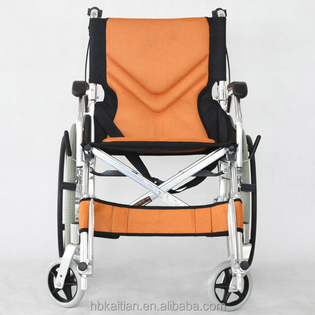 Hand brake for wheelchair assembly