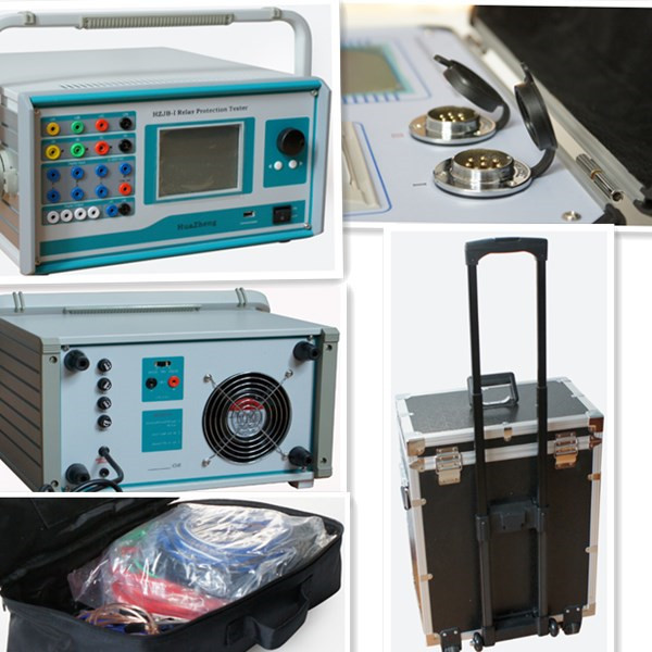 High Voltage Phase Tester : Best price high voltage three phase relay tester buy