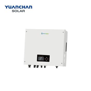 Yuanchan Growatt Hybrid Solar Inverter 3kw 4kw 5kw 6kw 7kw 8kw 9kw10kw 3kva  5kva 10kva Solar Inverter Without Battery - Buy On Grid Solar
