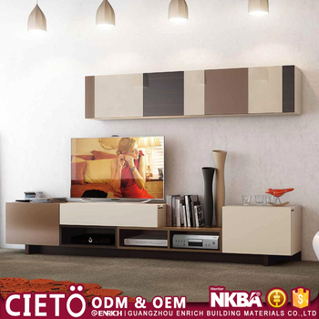 Exceptional High Quality Living Room Furniture Showcase Tv Hall Cabinet Designs Part 8