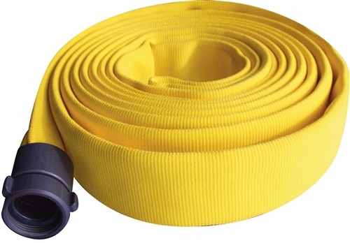 Flexible light weight fire hose for Fire fighting equipment with EPDM Line