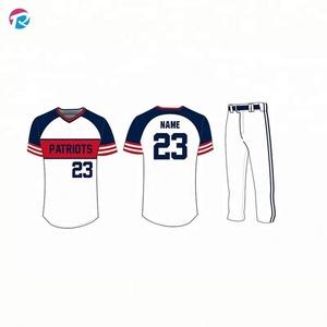 Men Pullover Baseball Jersey Wholesale df945f947
