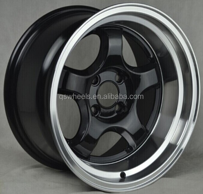Deep Dish Alloy Wheel China 15 Inch 4x100 For Slae Deep Dish ...