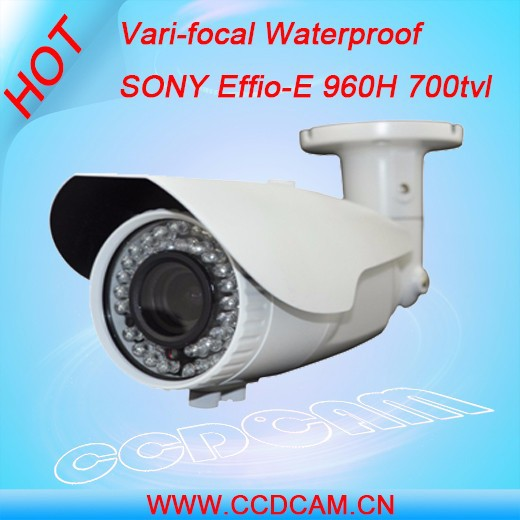 SONY Effio-E 700TVL Waterproof Camera 960H 2D-DNR low Illumination