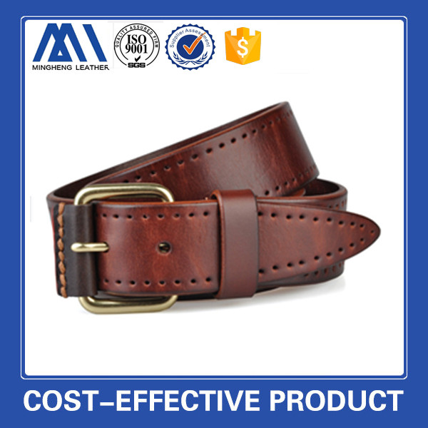"Chinese factory wholesale fancy italian leather belts cheap 1 1/2"" 38mm nickel free pin buckle men women genuine leather belt"