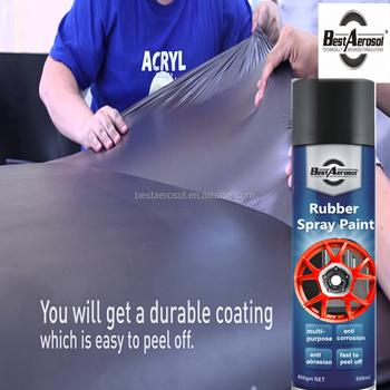 Silicone Spray Paint High Temp HT Silicone SprayRubber