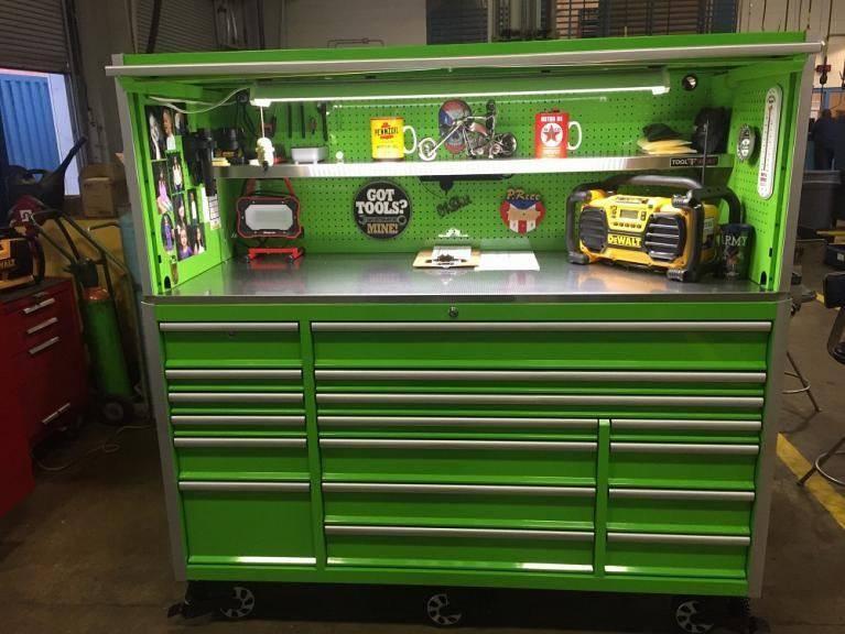 Garage Tool Organization Diy Storage Ideas