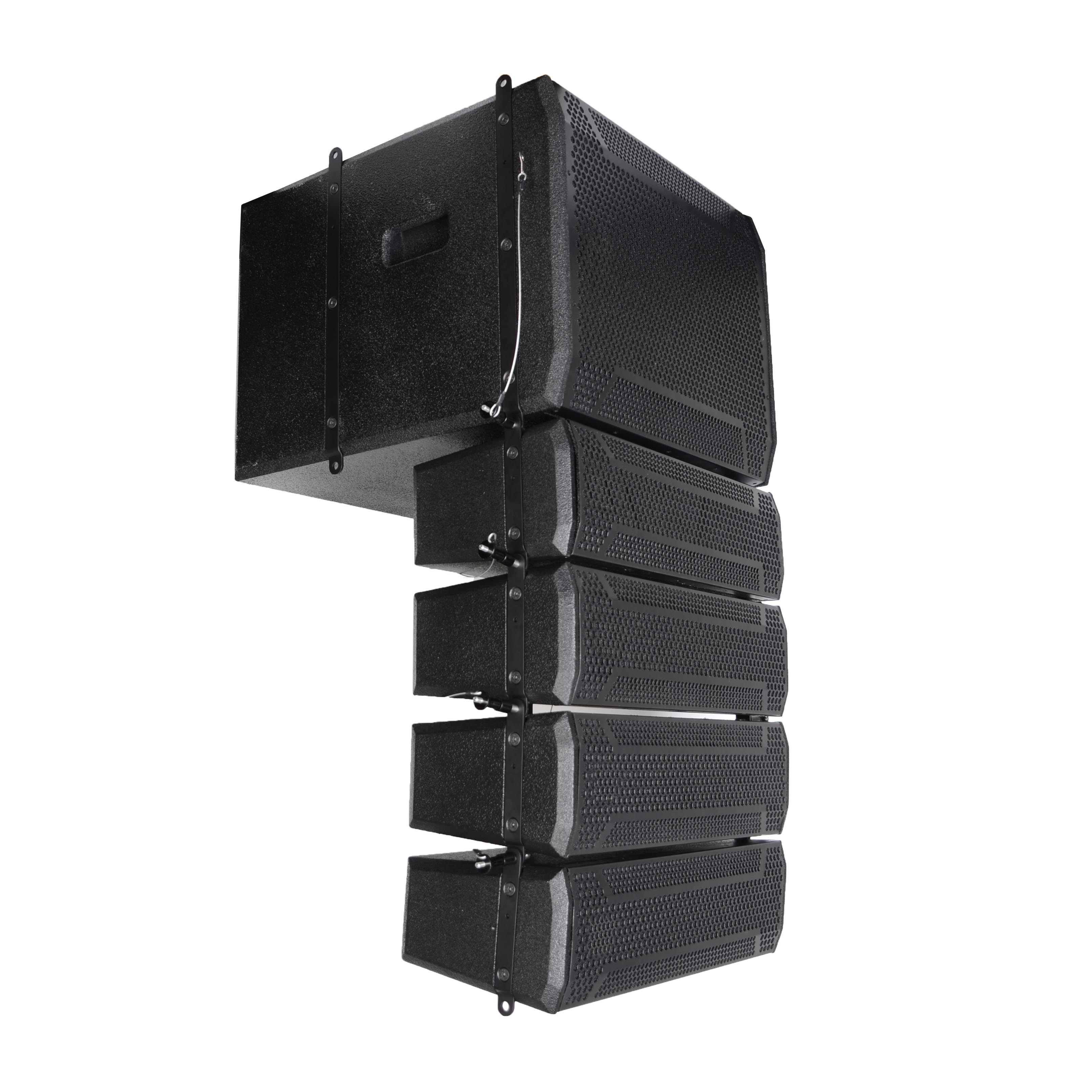 Nauwkeurigheid Pro Audio RQWI2615DSP-KIT nieuwe professionele china pa 1300 W actieve outdoor line array speaker sound system