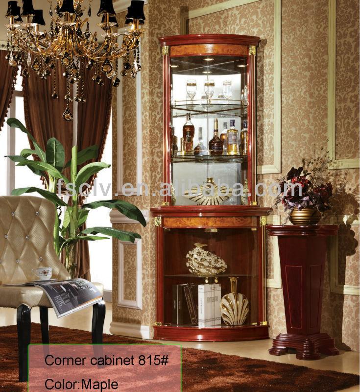 Corner Bar Cabinets For Home. Gold U0026 Pink Barcartuse In ...