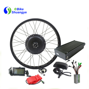 48V 1000W electric bike conversion kit, electric bicycle kit