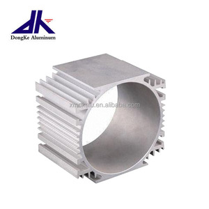 Aluminum Profiles Electric Motor Heat Sink
