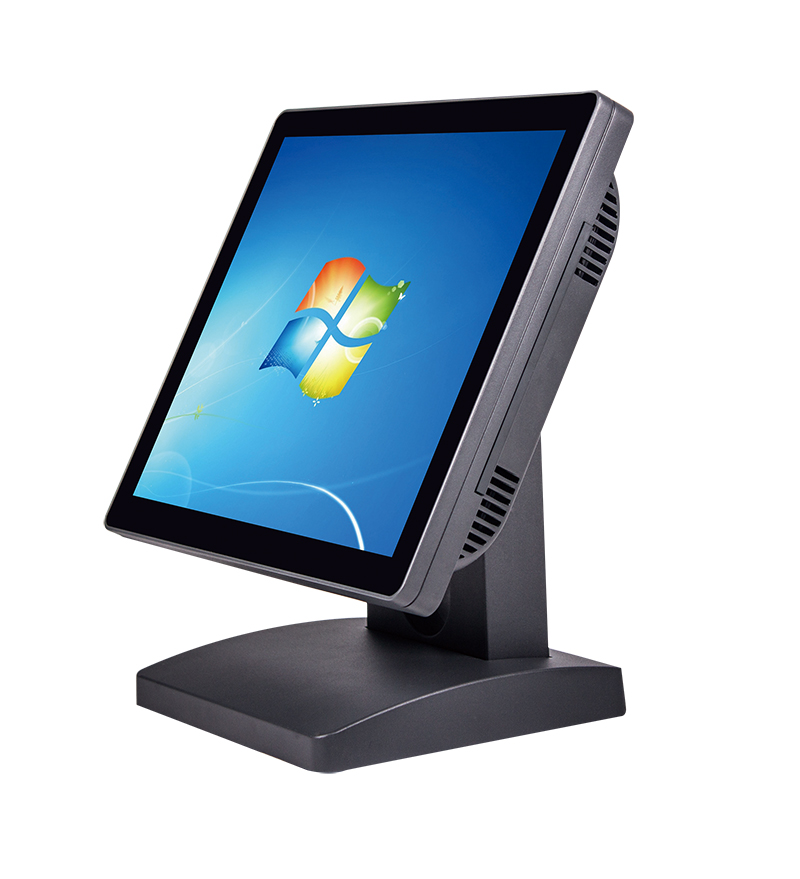 Touch screen pos terminal android system with customer display from ZONERICH ZQ-T9120
