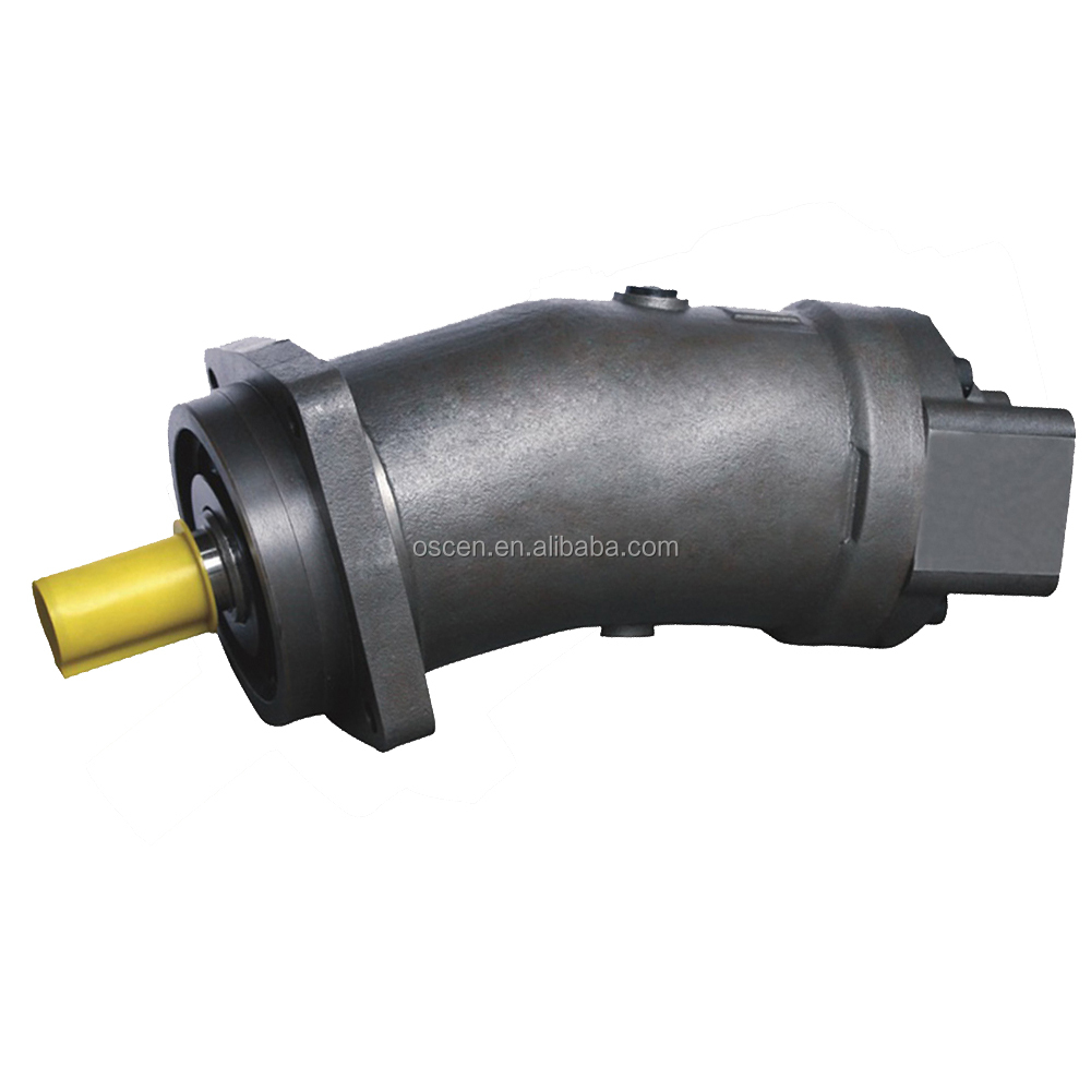 bent plunger motor hydraulic fixed displacement axial piston pump A2F A2F160