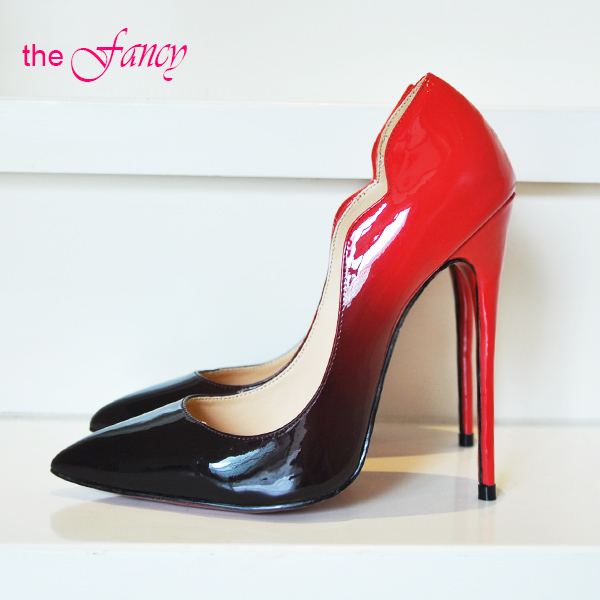 dc3f0dfed37 red bottom pumps heels