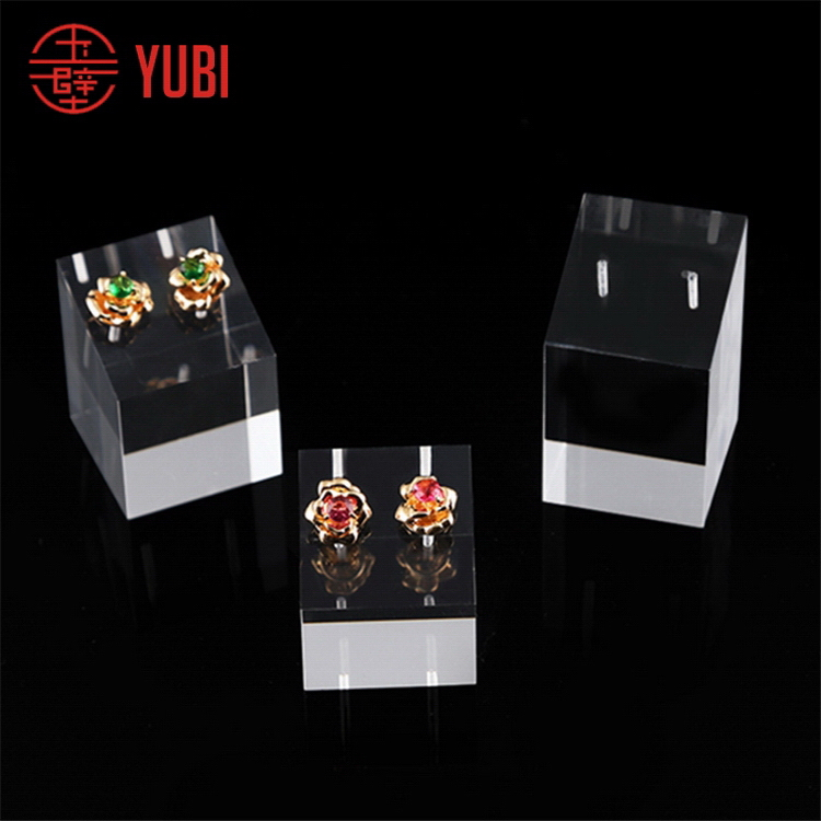 New style new coming acrylic jewelry sales display box