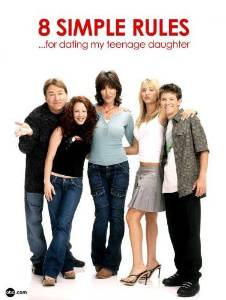 Unframed poster Simple Rules... for Dating My Teenage Daughter TV C Katey Saga...27x40inch(69x102cm)
