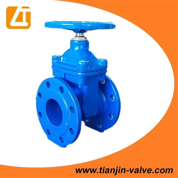 Cast Iron Wafer Type Butterfly Valve Dn300