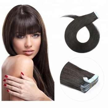 Hot Selling Indian Remy Tape Hair Extensions Indian Women Long Hair Style Buy Indian Remy Tape Hair Extensions Indian Woman Long Hair Indian Women