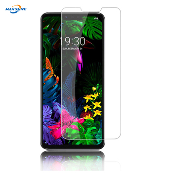 Maxshine Clear Tempered Glass 2.5D Screen Protector For Lg G8