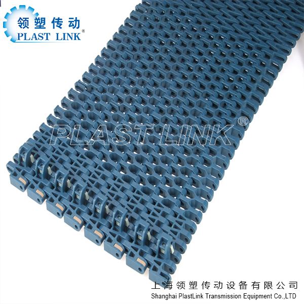 Plast Link 1285 mobile belt ,plastic conveyor belt ,Heat resistant conveyor belt, machine belt