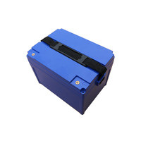 18650 battery pack shell ABS plastic storage case for 48V20A li-ion battery