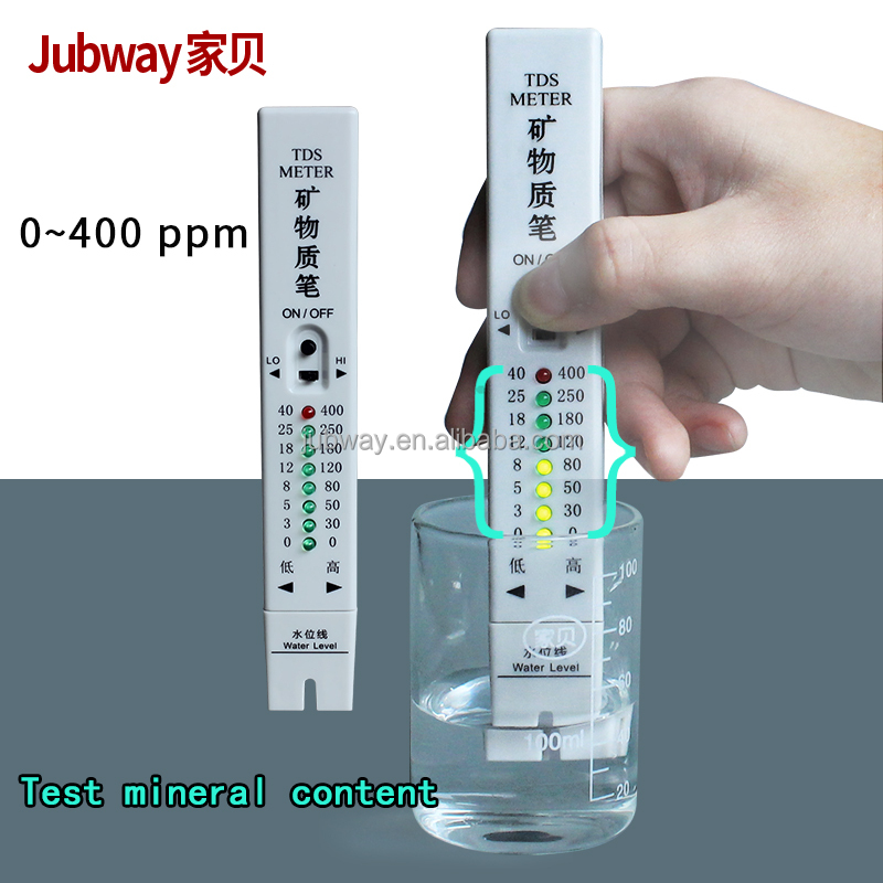Patented trending product pen type test mineral content meter TDS mineral meter for drinking water