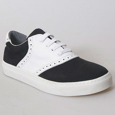 Pantera Leather Shoes Mesh Black White Sneakers rqw6gr