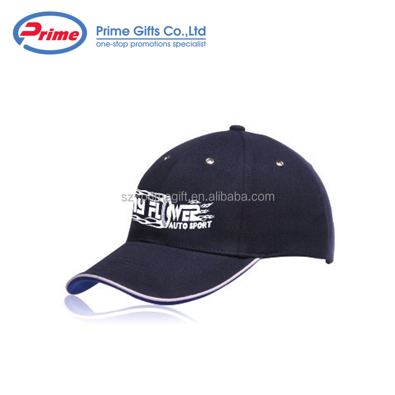 Printable Sandwich Visor Multi Color Baseball Cap Hard Hat