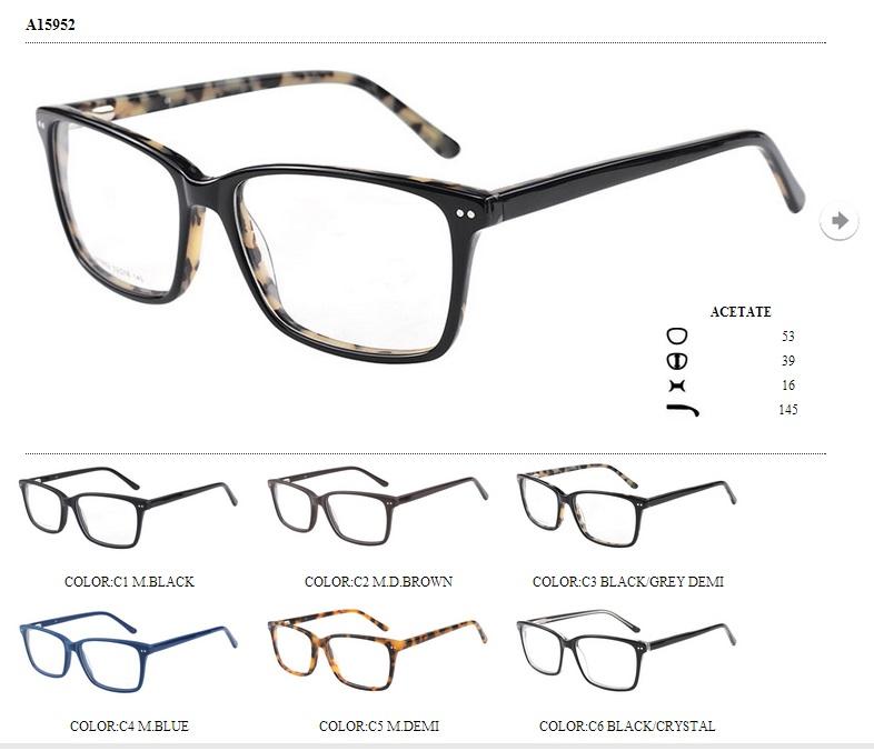 b2ee01c7ff Hot Sale Stock Optical Frame Eyewear Spectacle Frame - Buy Optical ...