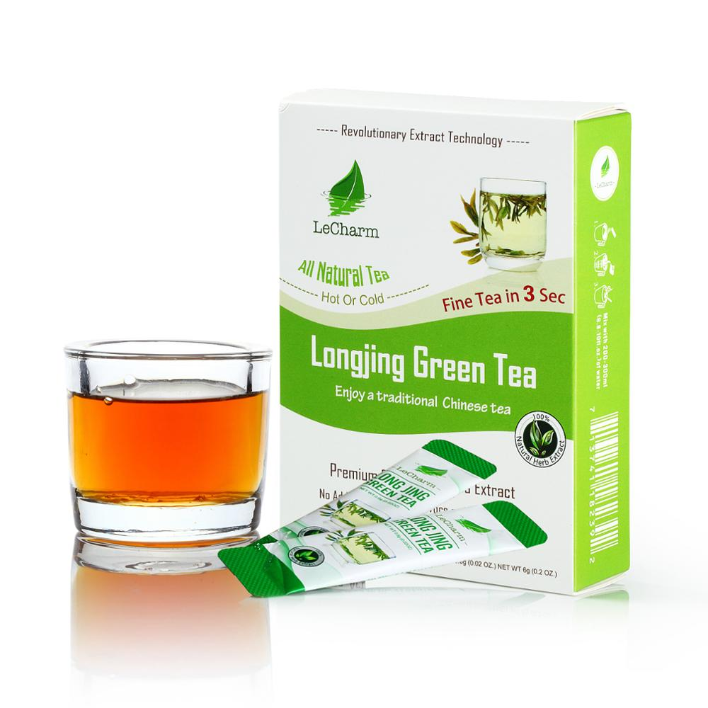 High Quality Export Brand Premium Instant Green <strong>Tea</strong> with Good Taste and Organic