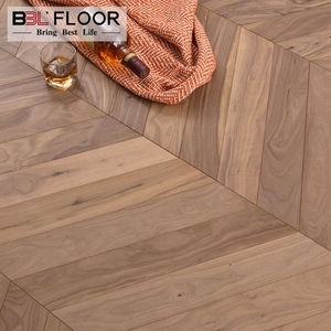 German technology chevron parquet engineered wood flooring