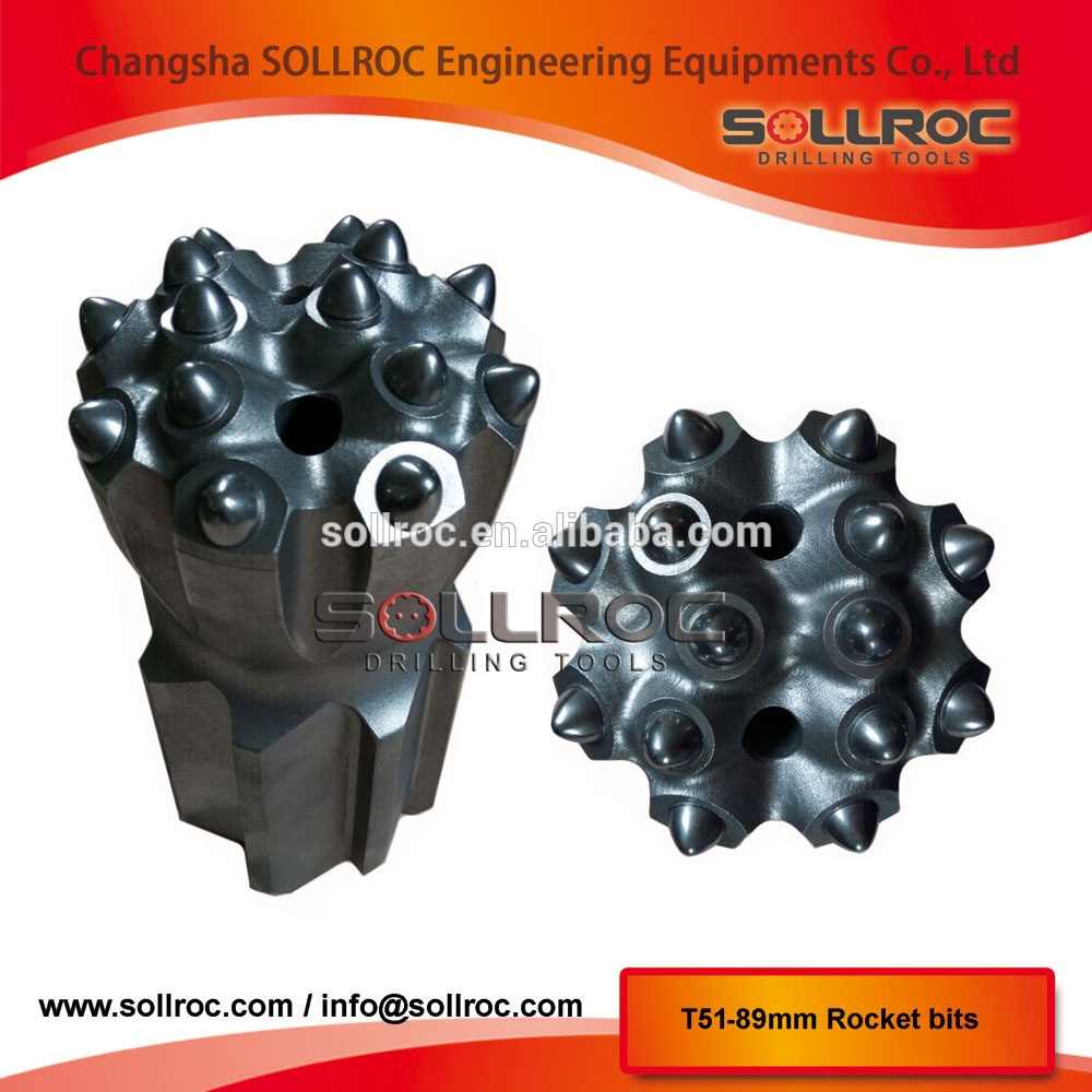 Manufacturer Supplier tapered rock drilling tools of China