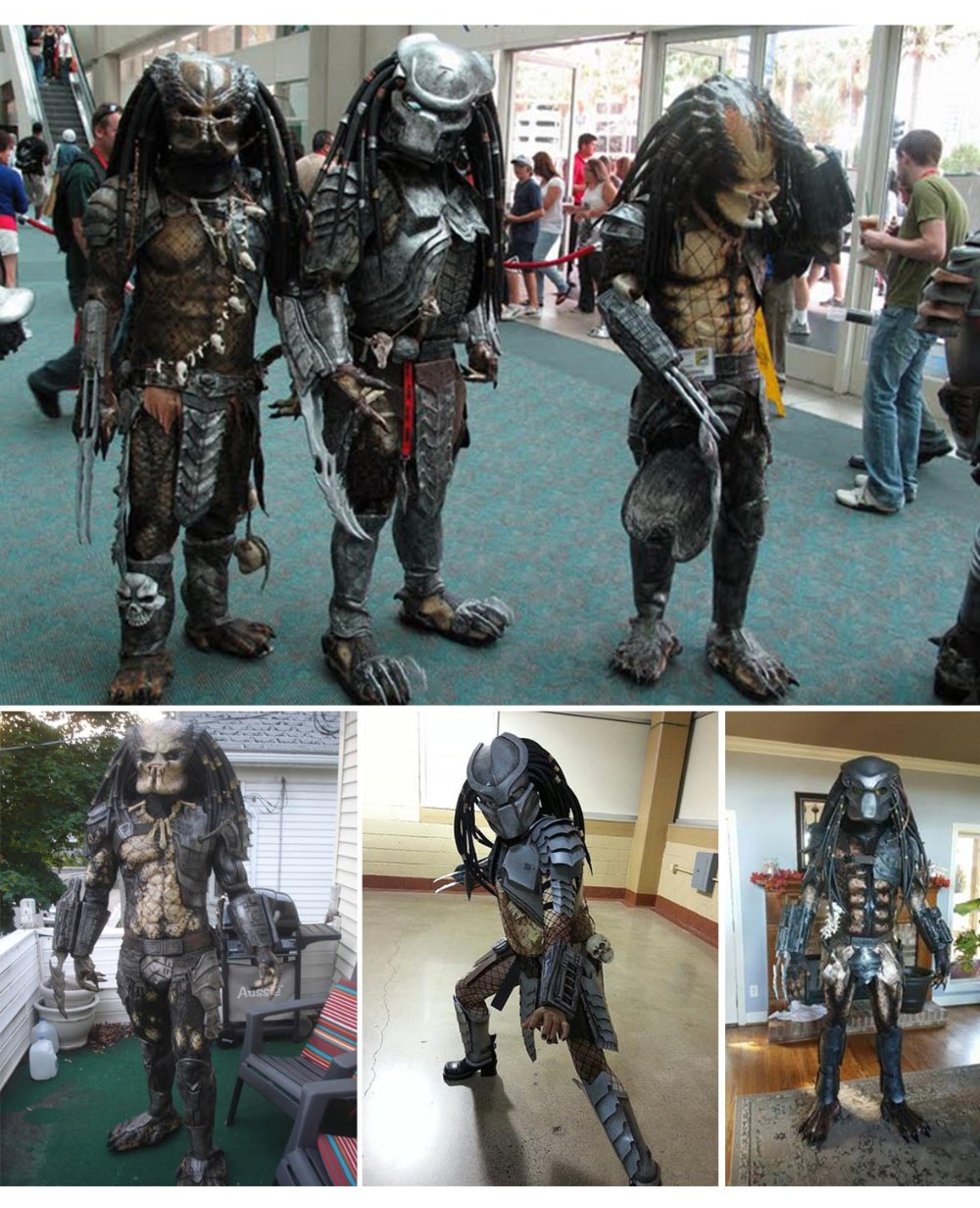 Predator Kostüm
