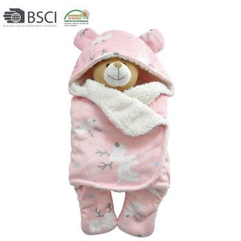 Baby Blanket Inside Plush Lamb With Stuffed Animal Head Buy Baby