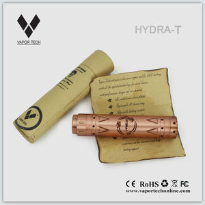 22mm copper Hydra mod rechargeable powerful 1:1 clone skull mod