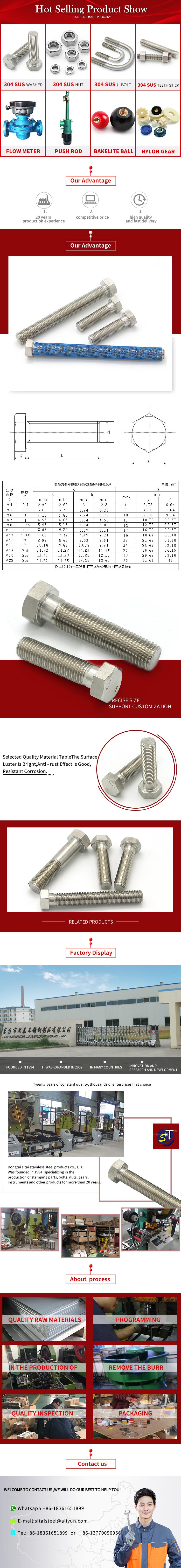 Di alta precisione ad Alta resistenza di Vendita Calda In acciaio inox a Testa Piatta rivetti solidi