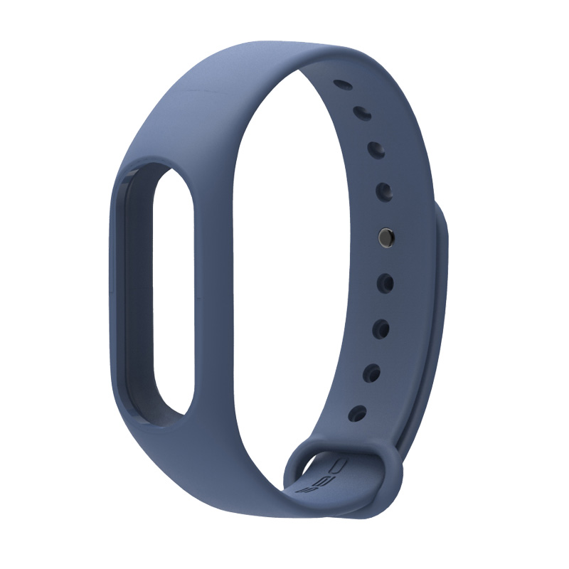 Mijobs Silicone Wrist Strap for Mi Band 2 Wristbands Replacement mi band smart watch band