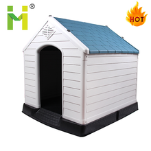 Eco friendly plastic luxury extra big outdoor indoor PVC large pet sex dog house factory for sale