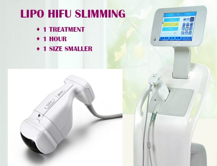 hifu body slimming machine / hifu liposonix weightloss machine