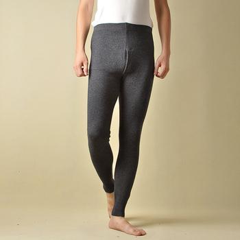 7e413a232 wholesale new design raw cashmere wool tech men fleece romper pants