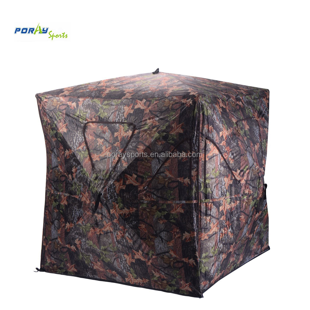 Outdoor Pop up hunting blind hunting equipment