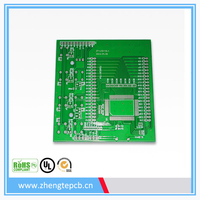 Power supply 12v circuit board manufacturer pcb terminal block Low-price Running China Rigid Pcb Industry