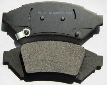China manufacturer 5139 191AA /D1057-7964 brake pad Sold On Alibaba