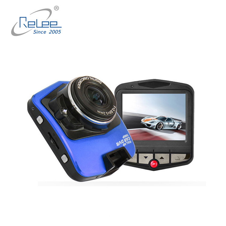 GT300 Dash Cam Full HD 1080P 140 Degree Black Box DVR Car Camera with G Sensor