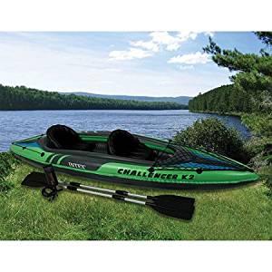 Intex Challenger K2 2-Person Kayak Inflatable 2-person kayak 68306EP
