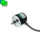 6mm shaft encoder magnetic type incremental encoder ABZ phase 5V 12V 24V totem pole output 100 pulses 5000RPM